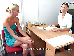 Gyno, Teacher, Exam, Margot gyno exam, Xhamster.com