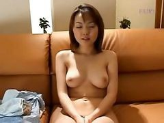 18, Chinese, Teen, Sweet chinese student teasing by, Drtuber.com