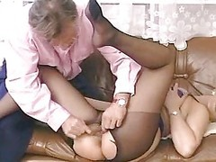 Blonde, Panties, Pantyhose, Mature, Race queen pantyhose, Xhamster.com