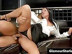 Clothed, Cumshot, Step is changing her clothes in the bedroom, Pornhub.com