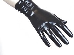 Panties, Latex, Gloves, Tight, Fisting glove, Xhamster.com