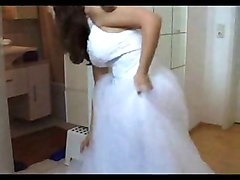 Teen, Bride, Dress, Weding bride, Xhamster.com