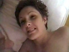 Short Hair, Wife, Facial, Group facial, Xhamster.com