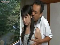 Asian, Japanese, Japanese wife with father in law, Drtuber.com