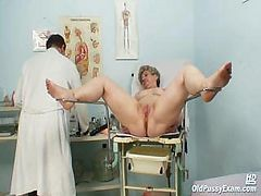 Doctor, Fetish, Gyno, Mature, Gyno clinic gay, Drtuber.com