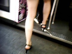 Upskirt, Train, The training of melody, Xhamster.com