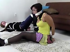 Gagging, Tied, Girl tied and gettin, Pornhub.com