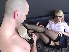 Chodidla, Fetiš, Stockings, Xhamster.com