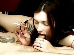 Fetish, Smoking, Tattoo, Doing a tattoo, Xhamster.com
