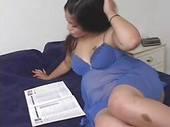 Latina, Riding, Pregnant, Teen dildo ride, Xhamster.com