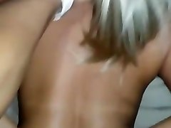 Girl hand cuff puke and gag on cum, Xhamster.com