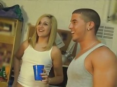 College, Orgy, Wild college party, Xhamster.com