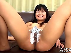Asian, Shaving, First shave, Fapli.com