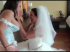 Bride, Crossdressing bride, Xhamster.com