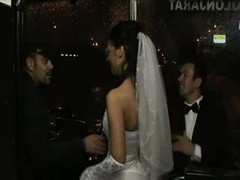 Bride, Orgy, Wedding, Bride cuckold interracial, Drtuber.com