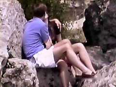 Public, Fingering in public places, Txxx.com