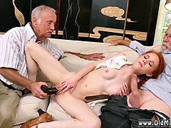 Old Man, Old man and babe russian cumshots swallow, Gotporn.com