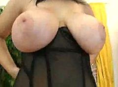 Stockings, Big Tits, Silk stockings, Xhamster.com