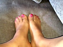 Nylon, Girls nylon feet, Txxx.com