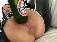 Bottle, Ass, Granny bottle, Xhamster.com