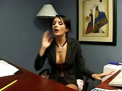 Office, Surprise, Secretary, Surprise shemale, Pornhub.com