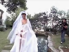 Husband, Bride, Wedding, Brides fuck, Xhamster.com