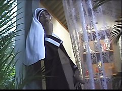Nun, Solo nun with cross, Xhamster.com