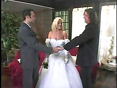 Bride, Squirt, Threesome, Bride pays, Redtube.com